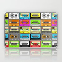Retro 80s Cassette Tape … Laptop & iPad Skin