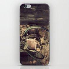 bicicleta iPhone & iPod Skin