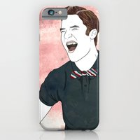 iPhone & iPod Case featuring Blaine Warbler by ComfortComfort