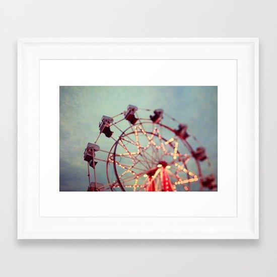 Starry Night Framed Art Print