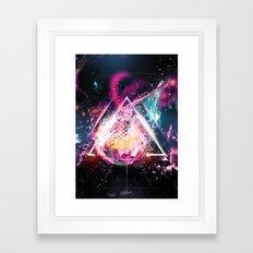 ERROR ULTRA Framed Art Print
