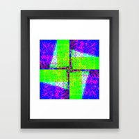 Razor Framed Art Print