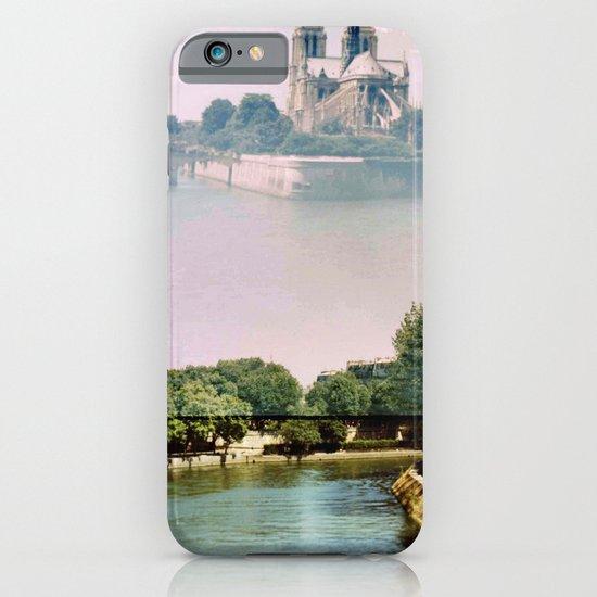 Notre Dame, Paris iPhone & iPod Case