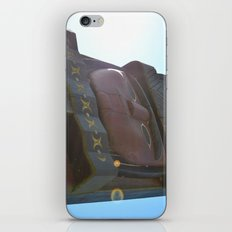 changing faces iPhone & iPod Skin