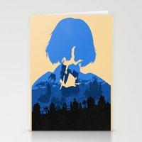 Bioshock Infinite Elizab… Stationery Cards