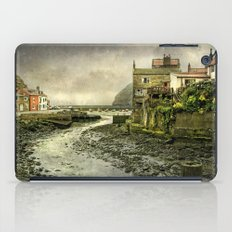 The Beck at Staithes iPad Case