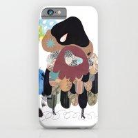 iPhone & iPod Case featuring SayHello by Maria Taari