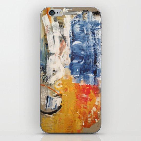RISING SON iPhone & iPod Skin