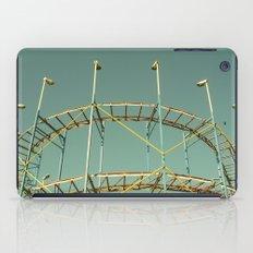 rollercoaster iPad Case