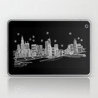 Chicago, Illinois City Skyline Laptop & iPad Skin