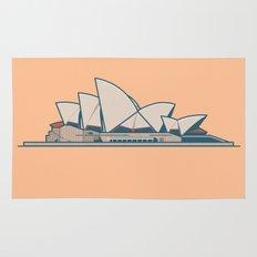 #14 Sydney Opera House Rug