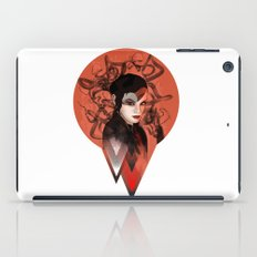 RED TRIANGLE iPad Case