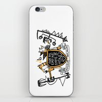 Imperial Mindset iPhone & iPod Skin