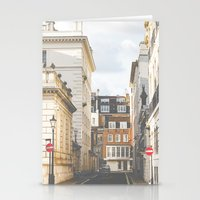 Vintage London Stationery Cards