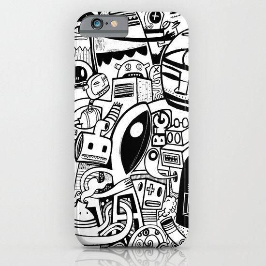 BIG - BW iPhone & iPod Case