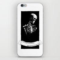 Perhaps You'll Plant A F… iPhone & iPod Skin