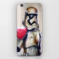 First Order Stormtrooper iPhone & iPod Skin