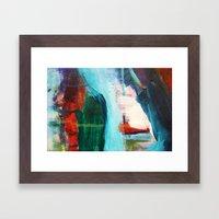 Sustain Framed Art Print