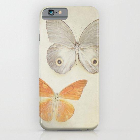 Brown Butterflies  iPhone & iPod Case