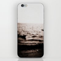 Leave With Me, Across the Sea iPhone & iPod Skin