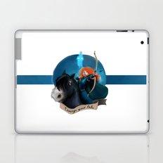 Merida Laptop & iPad Skin