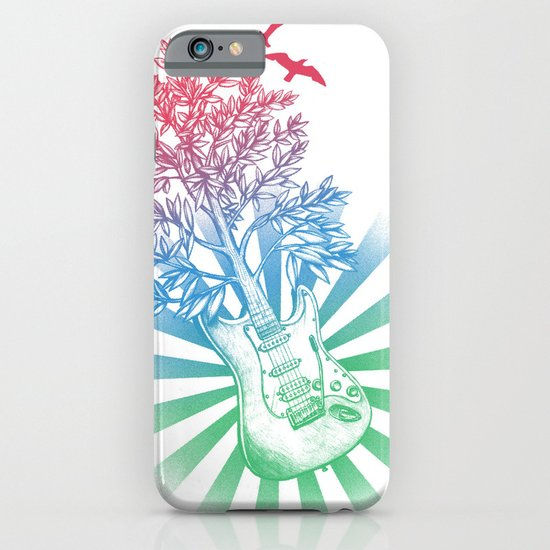 Let It Grow iPhone & iPod Case