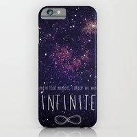 iPhone & iPod Case featuring Infinite by Enyalie