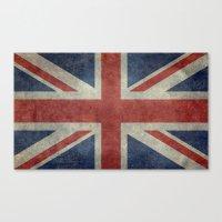 Union Jack  (3:5 Version) Canvas Print