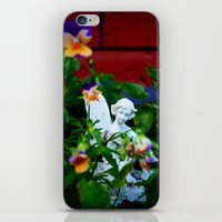 Floral Fae iPhone & iPod Skin