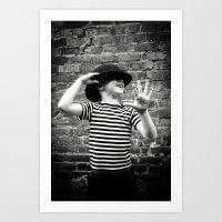 Juvenile Jazz 3 Art Print