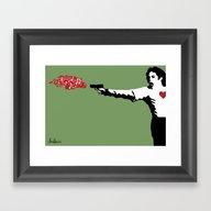 Smooth Criminal Framed Art Print