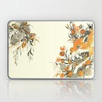 fox in foliage Laptop & iPad Skin