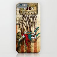 iPhone & iPod Case featuring Where love went to die or american woman by Fhil Navarro