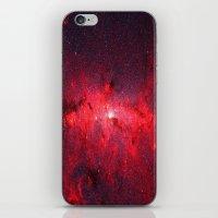 Unidentified Nebula iPhone & iPod Skin