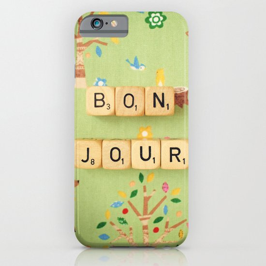 Bonjour iPhone & iPod Case