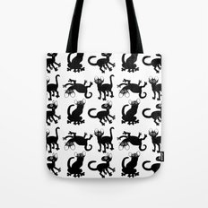 4cats Tote Bag