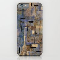 iPhone & iPod Case featuring Pieces of iron 2 by GLR67