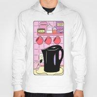 Making Tea: Plug In Your Kettle Hoody