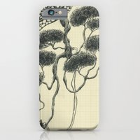 iPhone & iPod Case featuring Artificial Tree N.14 by Óscar S. Cesteros
