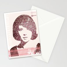 Beauty is Fleeting #1 Stationery Cards