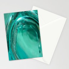 Water Planet In Dreams Stationery Cards