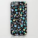 Blue constellations iPhone & iPod Case