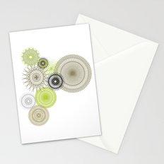 Modern Spiro Art #1 Stationery Cards
