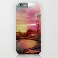 iPhone & iPod Case featuring Seeing Another World - ReMix by Suzanne Kurilla