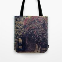 Mission Bougainvillea Tote Bag
