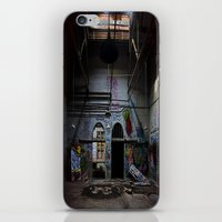 The Warehouse iPhone & iPod Skin