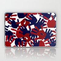 Evidence V3: America, F*… Laptop & iPad Skin