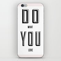 DO YOU iPhone & iPod Skin