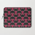 Owl Pattern Laptop Sleeve