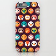 SMILEY FACES 1 iPhone 6 Slim Case